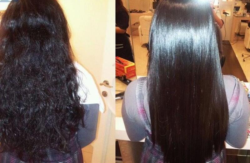 69 Off On Permanent Hair Straightening La Fresh Beauty