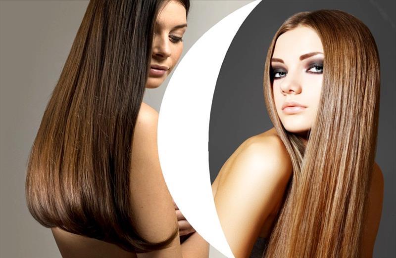 Deals hair rebonding