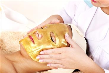 Gold Facial, Hands & Half Legs Waxing, Threading