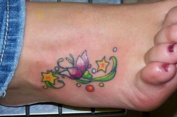 65 Off On 1 Sq Inch Colored Tattoos At Amar Tattoo Ink
