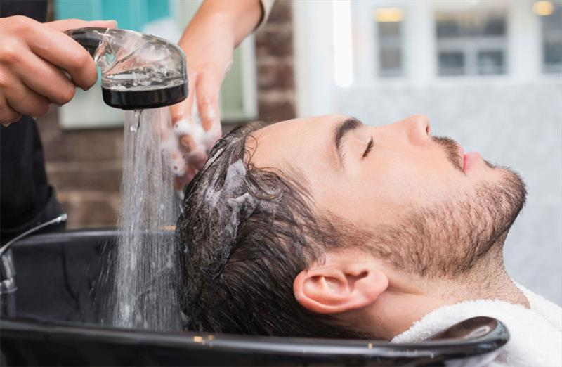 77 Off On Skin Whitening Facial  Shampoo Wash  Hair Cut -9712