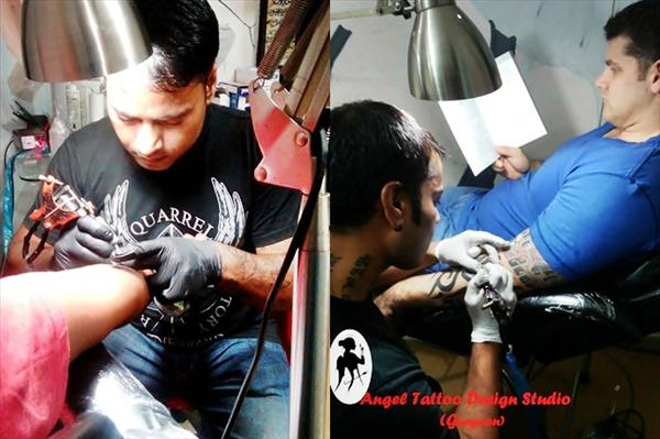 20 off on tattoo training by satty tattoo artist angel for Tattoo artist education courses