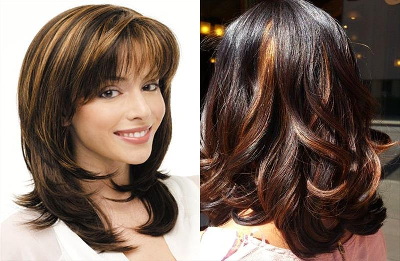 hair style for hair 21 on hair highlights get hair cut worth rs 400 free 8081