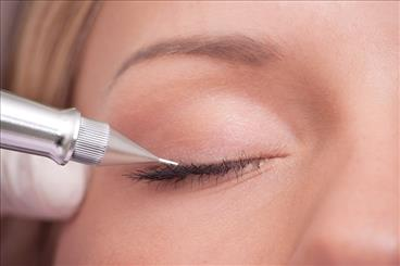 Permanent Eye Liner (upper)/session