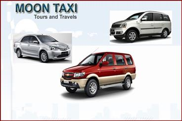 Airport pickup / drop Deals in Moon Tours & Travels , Tirupur
