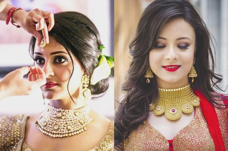 33% Off On Party Makeup + Hair Styling + Saree Draping @ Lancos Unisex Salon - Chandigarh Deal
