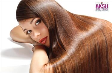 L'Oreal or Matrix Hair Rebonding / Straightening / Smoothening  + Hair Cut, Hair Wash + Hair Spa