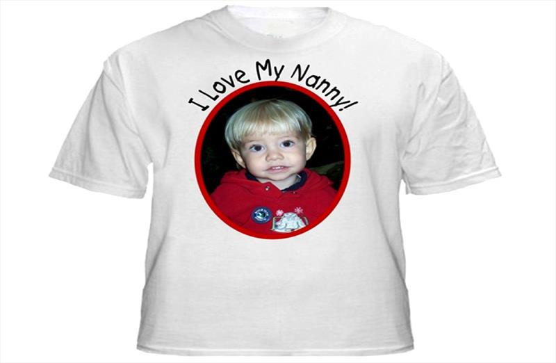 Personalized Kids T-Shirt Printing