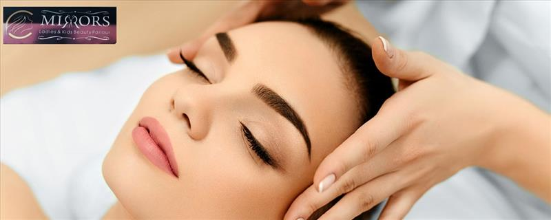 Pearl Facial/Papaya Facial/Cleanup + Bleach + L'Oreal Hair Spa with Normal Haircut + Pedicure + Threading