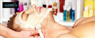 Papaya Facial + Hair Spa + Dandruff Treatment + Hair Cut + Face Massage + Head Massage